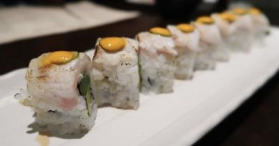 Hamachi Jalapeno Roll