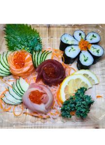Goemon Garden Sashimi