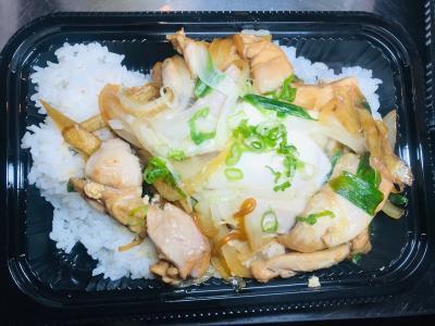 Chicken Sukiyaki Don