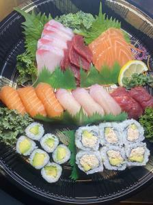 Sushi Tray#1 Goemon Boat (2-3 Pp)
