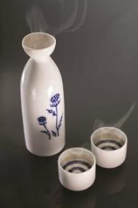 Hot Sake 12Oz
