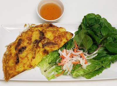 A7. Vietnamese Crepe
