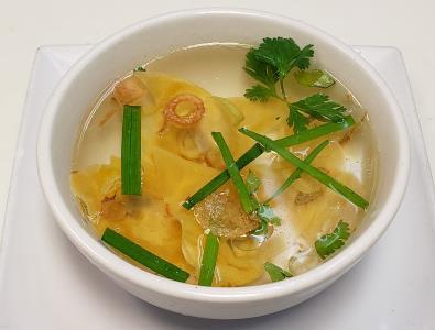 A8. Wonton Soup