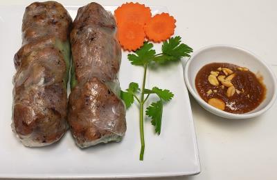 A5. Grilled Pork Rolls(2)