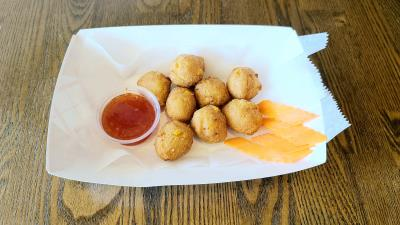 A-10. Hushpuppy (Cornmeal)