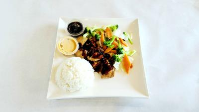 E02. Spicy Chicken Teriyaki