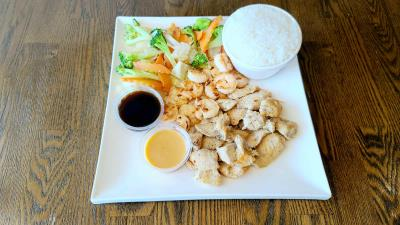 E12. Shrimp & Chicken