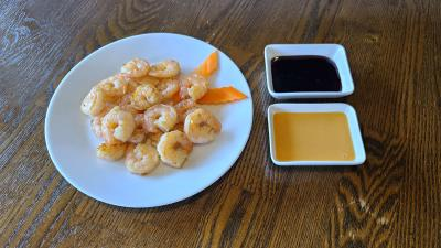S04. Hibachi Shrimp (Side Order)
