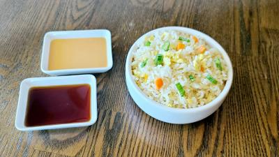 S08. Fried Rice (Side Order)