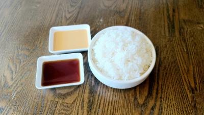 S09. Steamed Rice (Side Order)