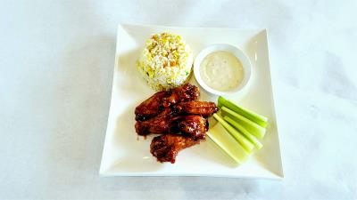 Wings 6 Pcs