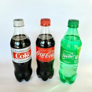 B-02. Coke/diet Coke/ Sprite