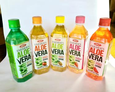 B-11. Aloe Vera Drink (Okf)