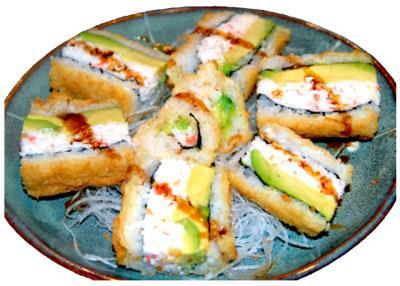 Shimizu Roll