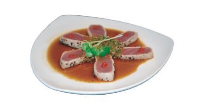 Peppercorn Tuna