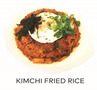 Beef Kimchi Fried Rice
