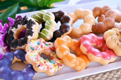 Mochi Donut 3Pc