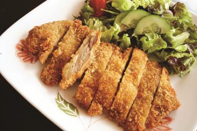 Chicken Cutlet (Chicken Katsu)