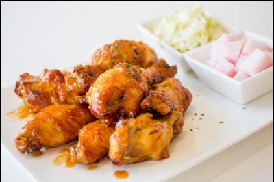 Garlic Chicken (Half)