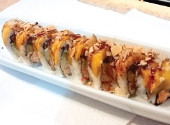 Mango Madness Roll