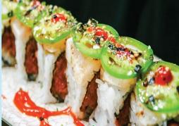 Ginzaya Roll