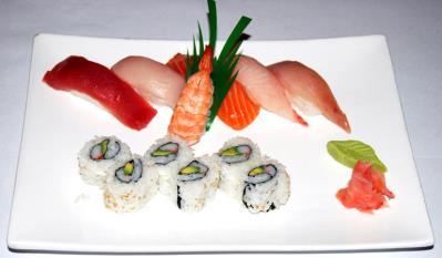 Sushi Box B