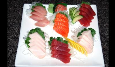 Special Sashimi(24Pc)
