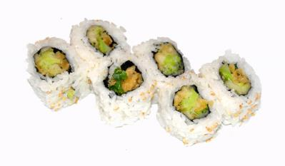 Inari Veggie Maki