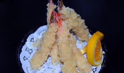 Shrimp Tempura( L )