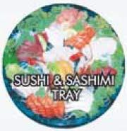 Sushi & Sashimi Tray