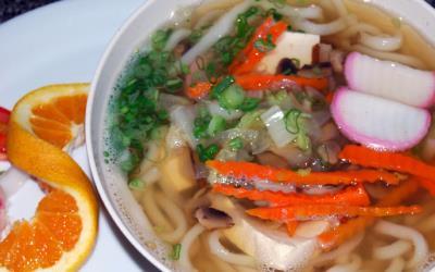 Vegetable Udon