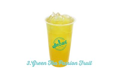 Green Tea Passion Fruit
