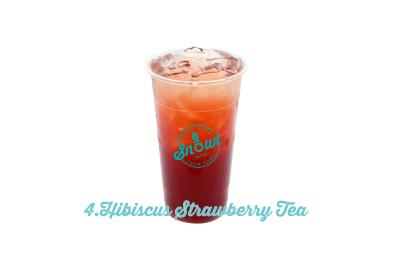 Hibiscus Strawberry Tea