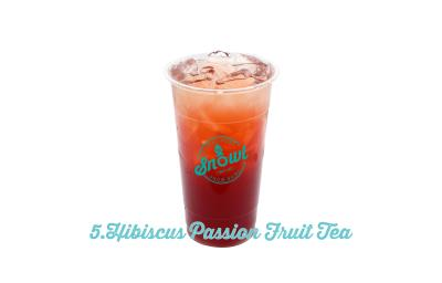 Hibiscus Passion Fruit Tea