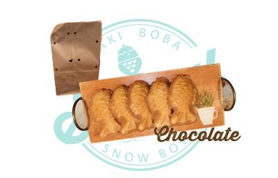 Chocolate Taiyaki 5Pcs