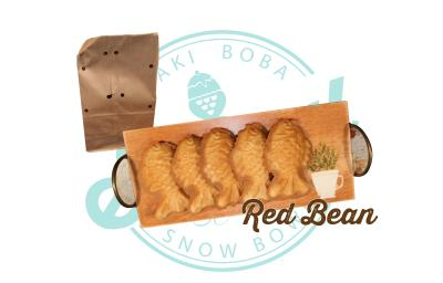 Red Bean Taiyaki 5Pcs