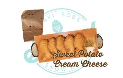 Swt Potato, Cream Cheese