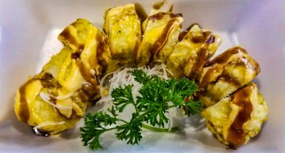 Tempura California Roll