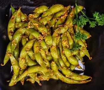 Spicy Eda Mame