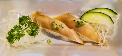 Albacore(Tuna) - Sushi 2Pcs