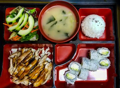 Lunch- Bento Box(2Items)