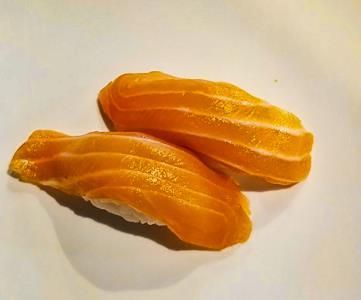 Salmon (Sake) - Sushi 2Pcs
