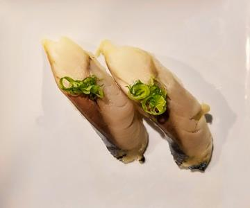 Mackerel (Saba) - Sushi 2Pcs