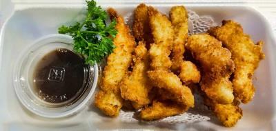 Calamari Fry