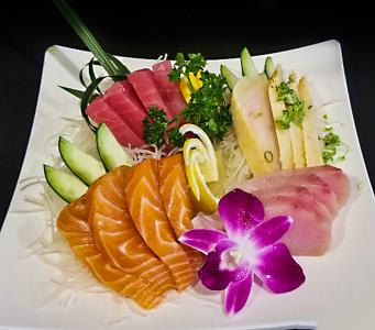 Sashimi Regular (16Pcs)