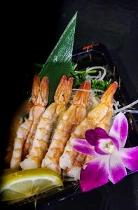 Shrimp (Ebi) - Sashimi 4Pcs