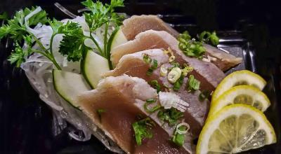 Albacore(Tuna) - Sashimi 4Pcs