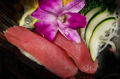 Tuna (Maguro) - Sushi 2Pcs