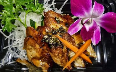 Eel (Freshwater) Unagi - Sashimi 4Pcs