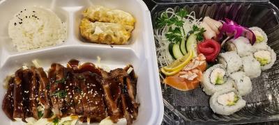 Dnnr - Ichiban Bento(Beef)